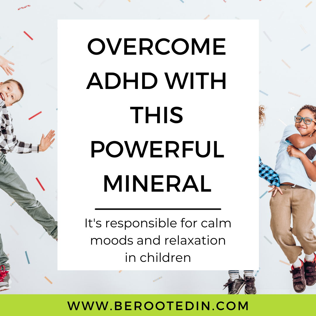 ADHD, ADD, Hyperactivity, magnesium, magnesium for cramps, magnesium chloride, magnesium therapy, topical, transdermal